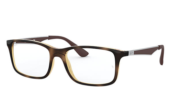 Ray-Ban 0RY1570-RB1570 Tartaruga; Marrone OPTICAL