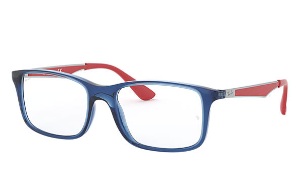Ray-Ban 0RY1570-RB1570 Blue; Red OPTICAL