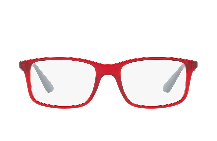 Ray-Ban  gafas de visión RY1570 CHILD 002 rb1570 rojo 8053672776652