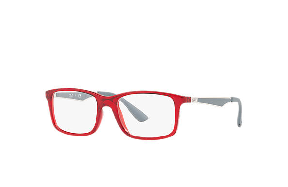 Ray-Ban Eyeglasses RB1570 Red