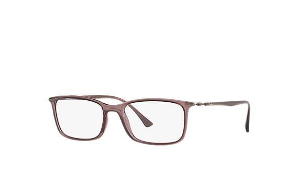 00f0a7a112 Ray-Ban eyeglasses RB7031 Tortoise - LightRay Titanium ...