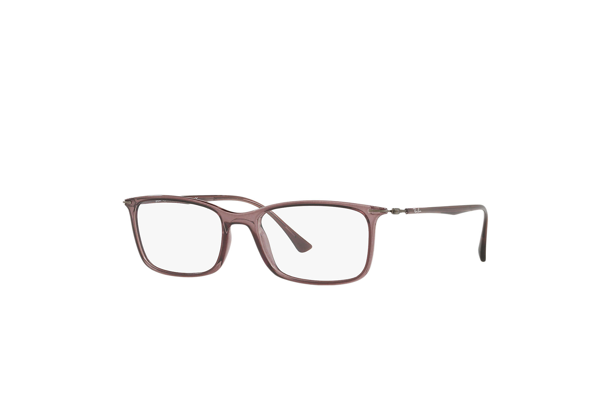 5863e0b527 Ray-Ban prescription glasses RB7031 Violet - Nylon - 0RX7031574053 ...