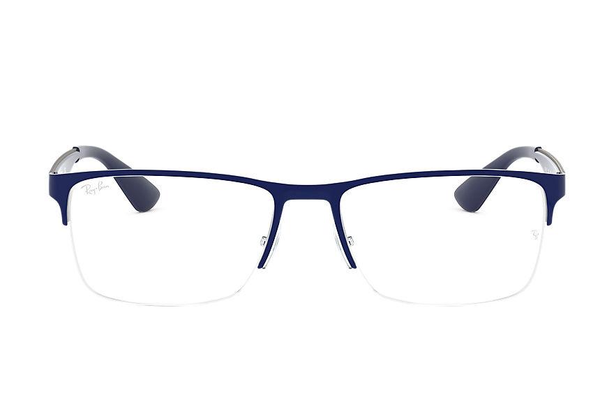 Ray-Ban  eyeglasses RX6335 MALE 002 rb6335 蓝色 8053672782554