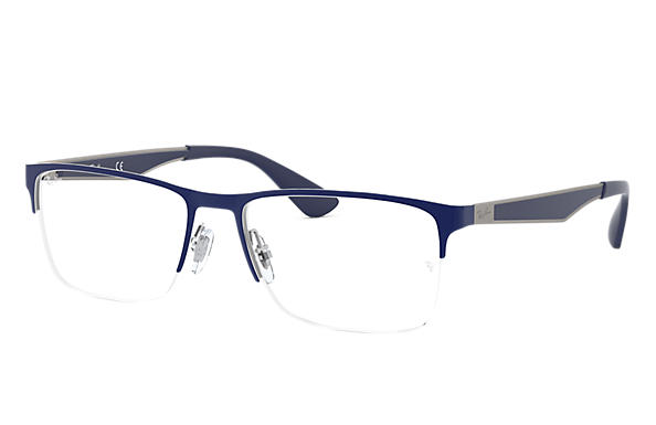 Ray-Ban 0RX6335-RB6335 Bleu OPTICAL