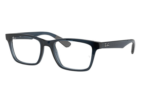 Ray-Ban 0RX7025-RB7025 Blauw OPTICAL
