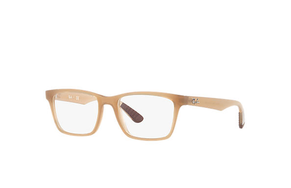 Ray-Ban 0RX7025-RB7025 Light Brown OPTICAL