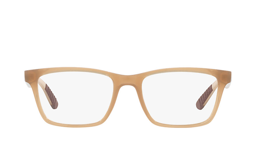 Ray-Ban  eyeglasses RX7025 MALE 002 rb7025 light brown 8053672782622