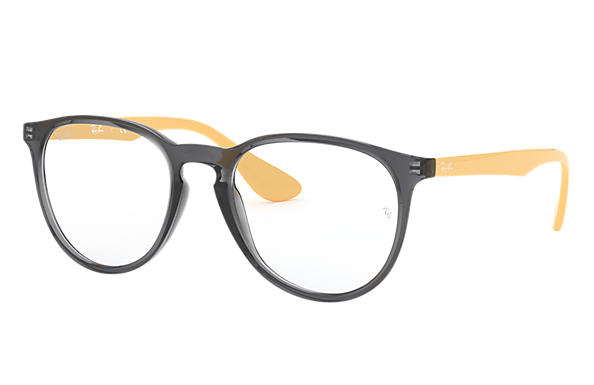 Ray-Ban 0RX7046-ERIKA OPTICS Grey; Yellow OPTICAL