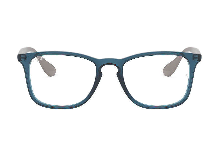 Ray-Ban  eyeglasses RX7074 UNISEX 001 rb7074 blue 8053672783346