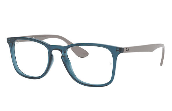 Ray-Ban 0RX7074-RB7074 Blue; Grey OPTICAL