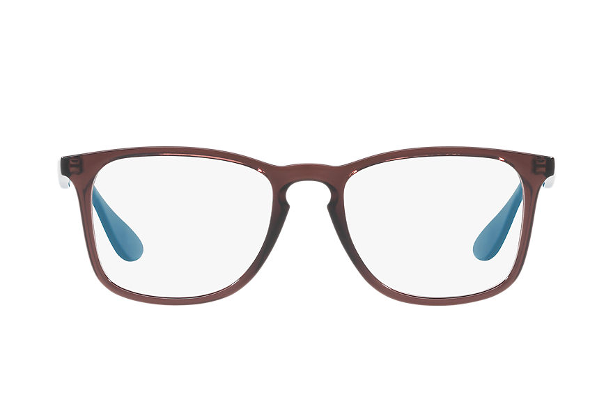 Ray-Ban  eyeglasses RX7074 UNISEX 002 rb7074 brown 8053672783353
