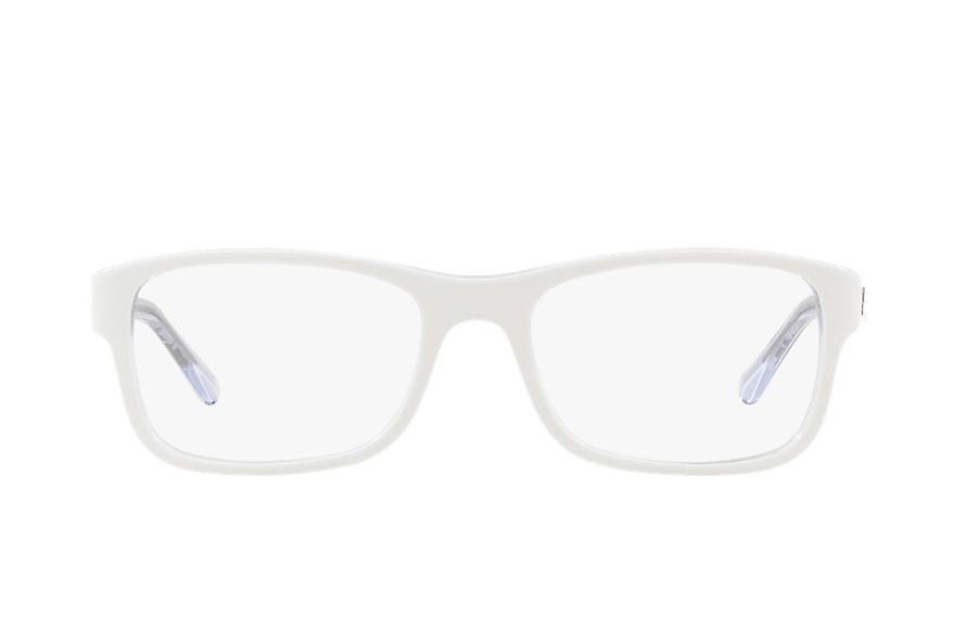 Ray-Ban  eyeglasses RX5268 UNISEX 001 rb5268 white 8053672783407