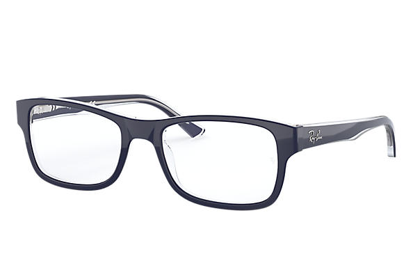 Ray-Ban 0RX5268-RB5268 Blue,Transparent OPTICAL