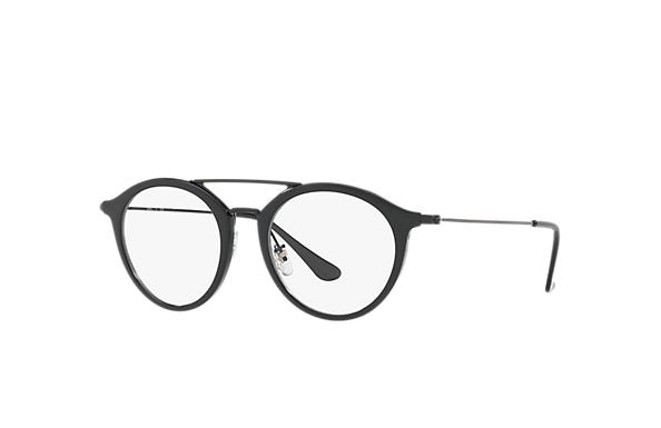 Ray-Ban 0RX7097-RB7097 Black OPTICAL
