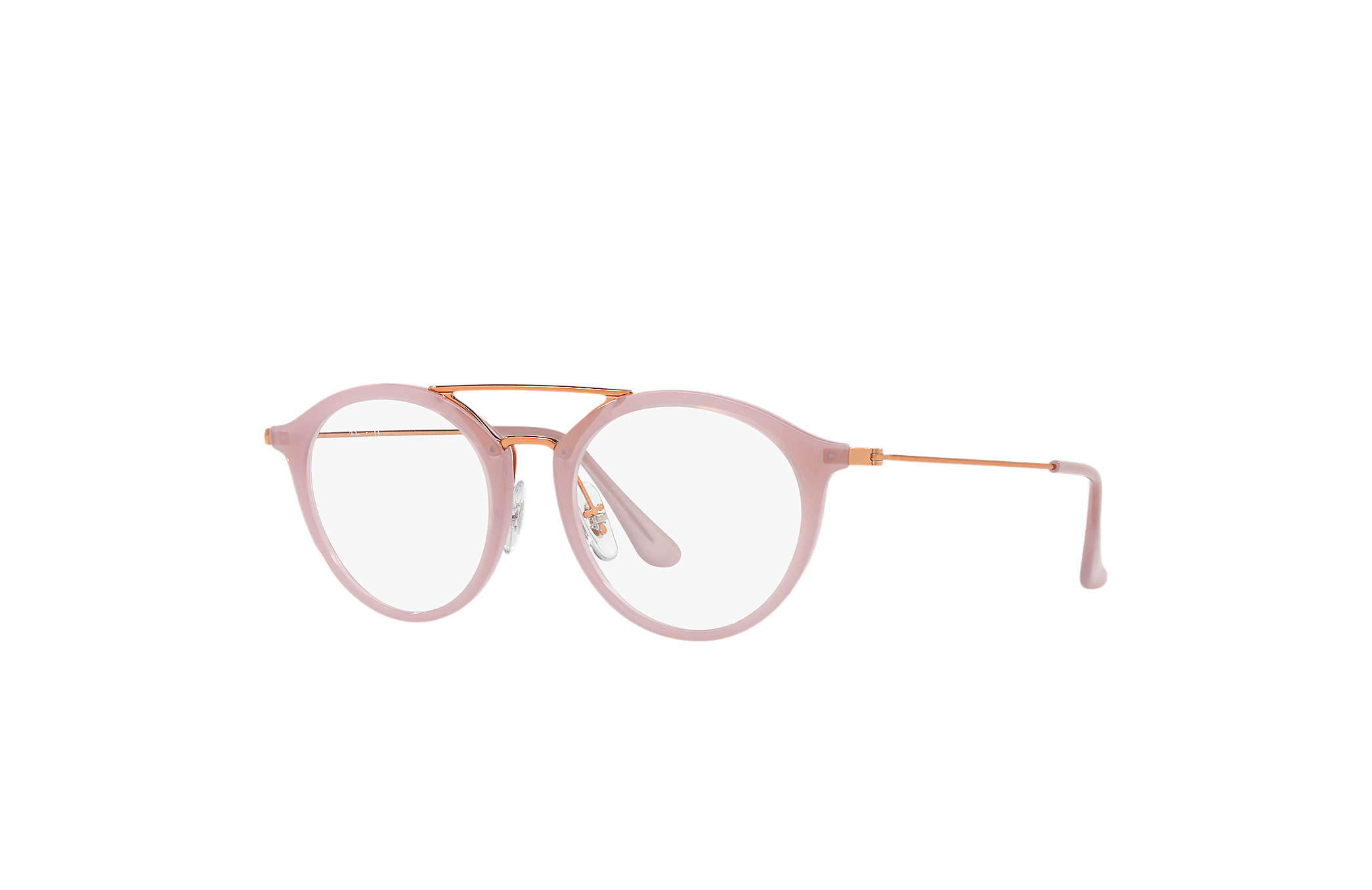 8ead92e4d168e6 Ray-Ban eyeglasses RB7097 Beige - Injected - 0RX7097572647   Ray-Ban ...
