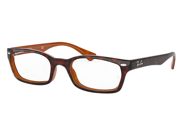 Ray-Ban 0RX5150-RB5150 Tortoise,Brown OPTICAL