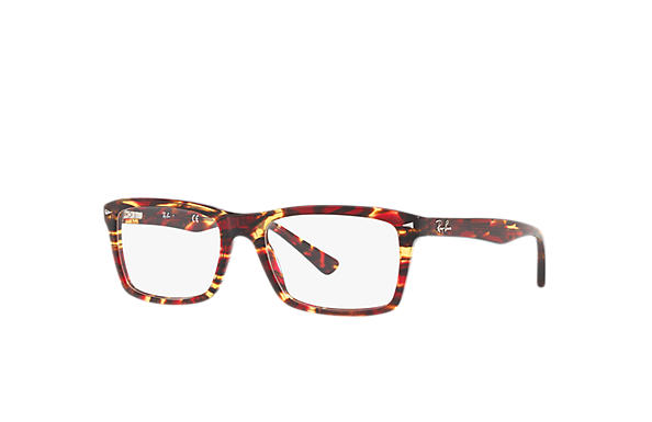 Ray-Ban 0RX5287-RB5287 Havana OPTICAL