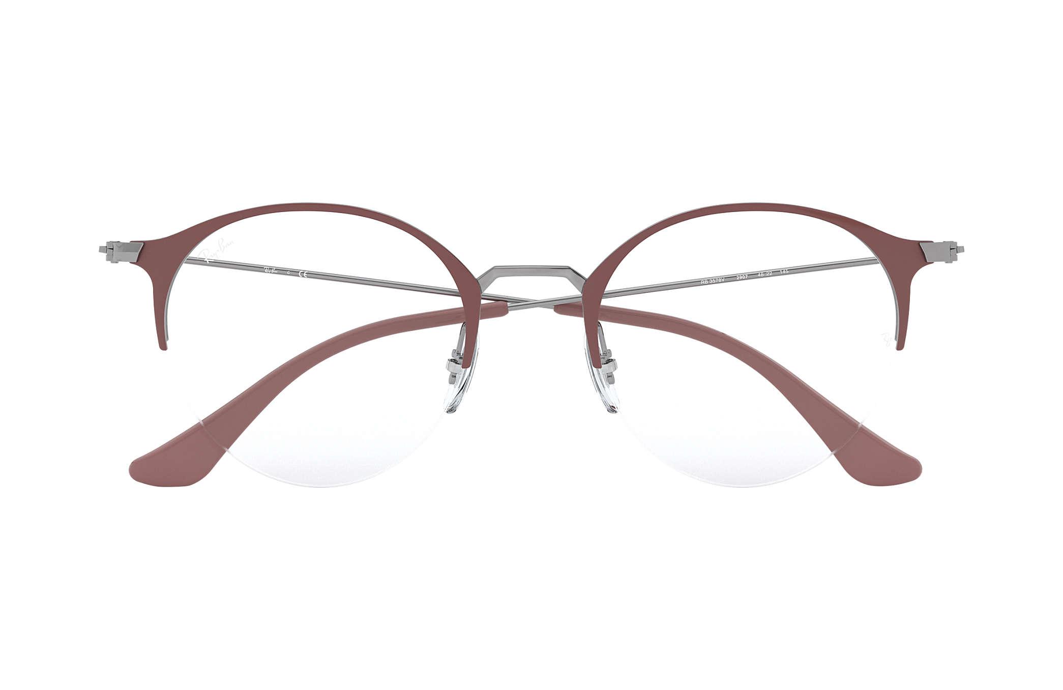 3fd81b17c4 Ray-Ban eyeglasses RB3578V Brown - Metal - 0RX3578V290750