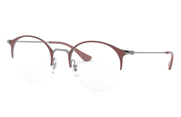 Ray-Ban 0RX3578V-RB3578V Marron,Gun; Gun OPTICAL