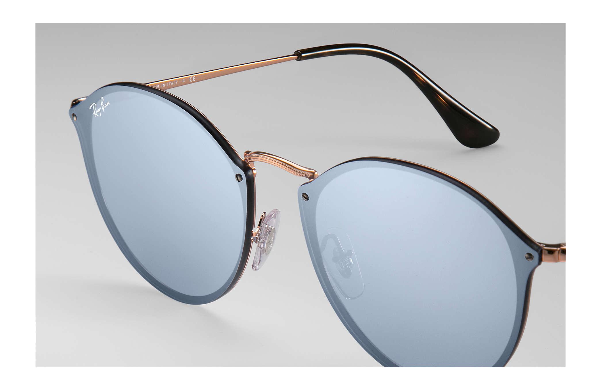 ray ban blaze round sunglasses