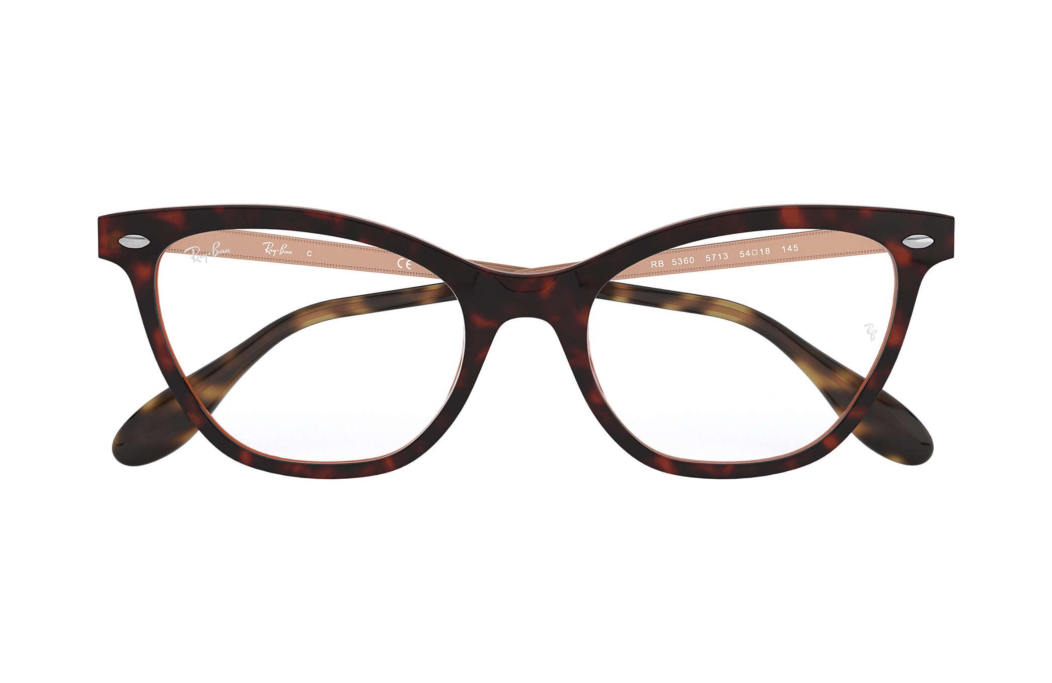 Ray-Ban prescription glasses RB5360 Tortoise - Acetate ... 4d3ae6484489