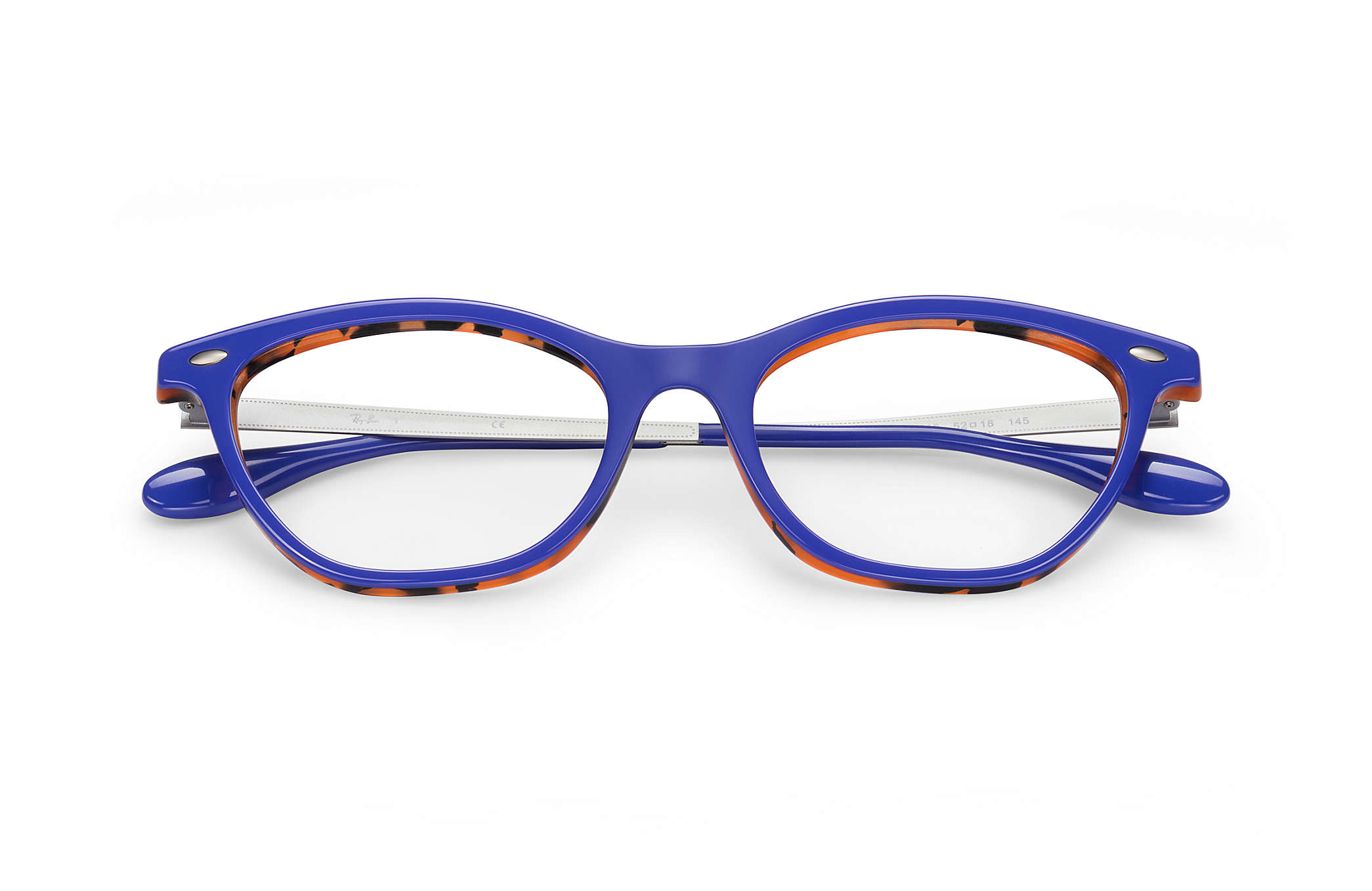 713225c10f8 Ray-Ban eyeglasses RB5360 Blue - Acetate - 0RX5360571652