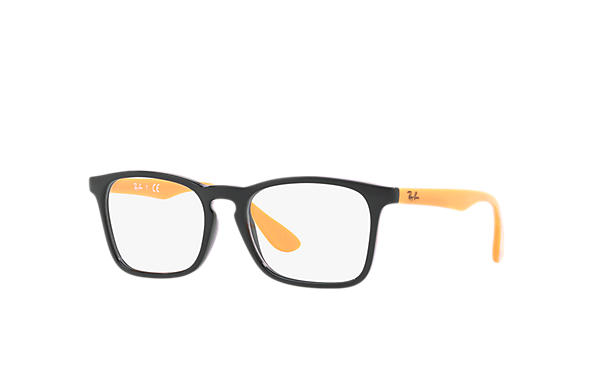 Ray-Ban 0RY1553-RB1553 Black; Yellow OPTICAL