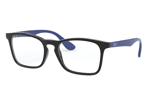 Ray-Ban 0RY1553-RB1553 Black; Blue OPTICAL