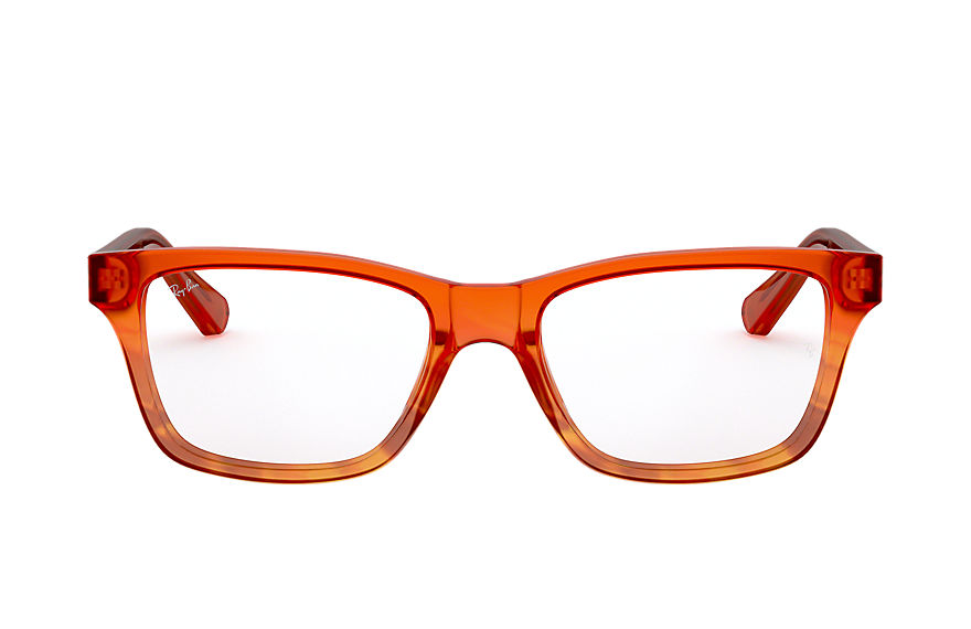 Ray-Ban  eyeglasses RY1536 CHILD 003 rb1536 orange 8053672786613