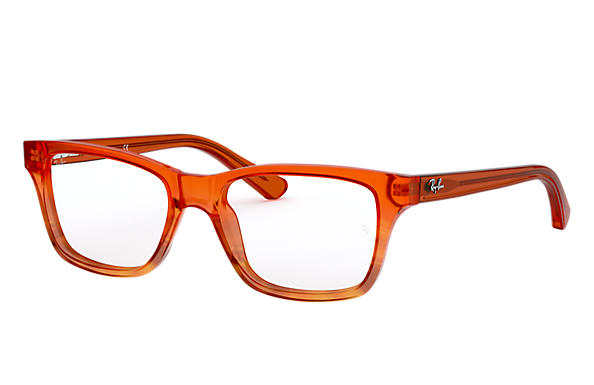 Ray-Ban 0RY1536-RB1536 Orange OPTICAL