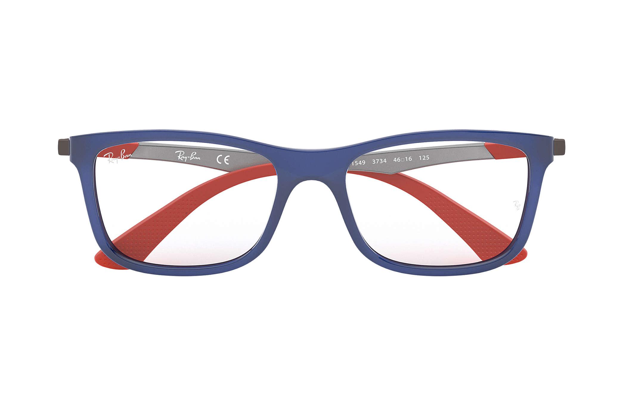 44e94ebb2e Ray-Ban prescription glasses RY1549 Blue - Injected - 0RY1549373446 ...