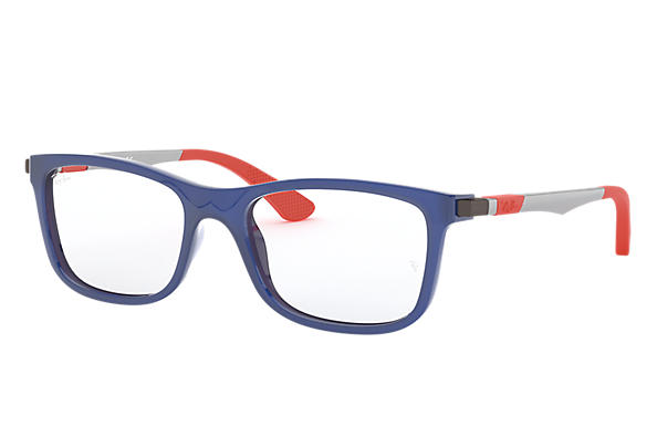 Ray-Ban 0RY1549-RB1549 Blau; Gunmetal OPTICAL