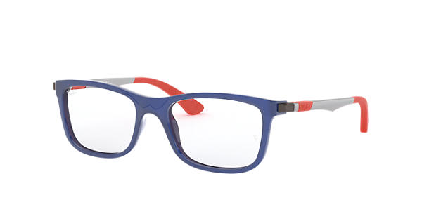 7b275c295d Ray-Ban eyeglasses RY1549 Blue - Injected - 0RY1549373448