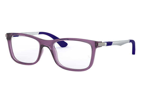 Ray-Ban 0RY1549-RB1549 Viola; Argento OPTICAL