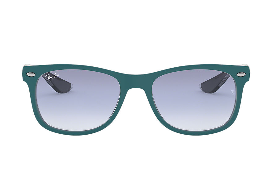 Ray-Ban  sunglasses RJ9052S CHILD 002 new wayfarer junior blue 8053672786972