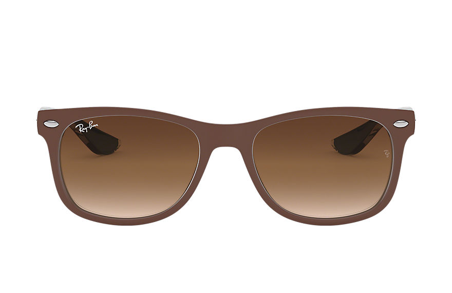 Ray-Ban  sunglasses RJ9052S CHILD 003 new wayfarer junior brown 8053672786989