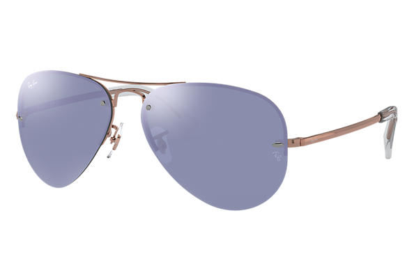 Ray-Ban 0RB3449-RB3449 Bronze-Copper SUN