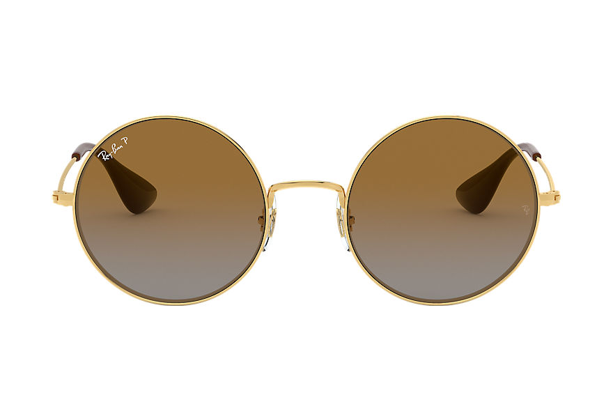 Ray-Ban  sonnenbrillen RB3592 FEMALE 001 ja jo gold 8053672788129