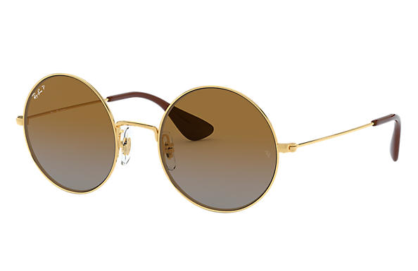 Ray-Ban 0RB3592-JA-JO Or SUN