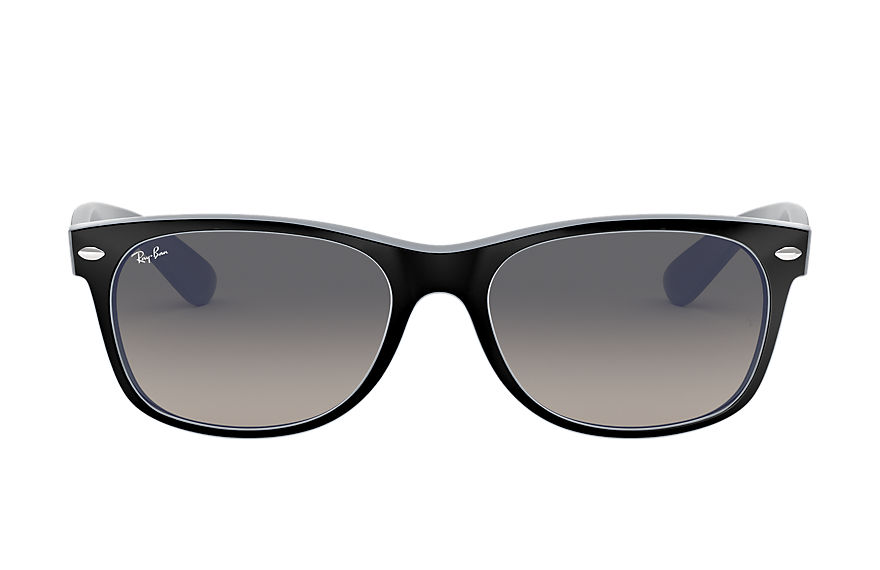 Ray-Ban  gafas de sol RB2132 UNISEX 003 new wayfarer color mix negro 8053672788655