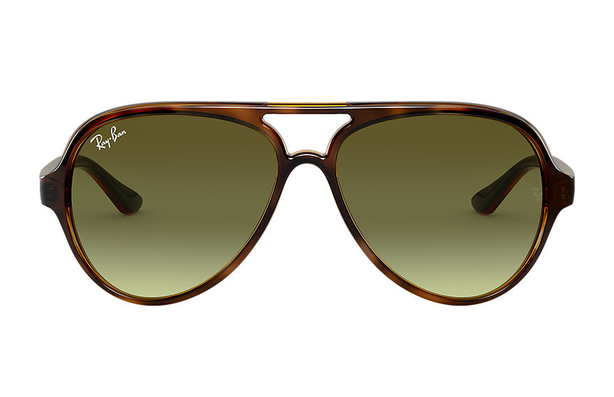 Ray-Ban  sunglasses RB4125 MALE 004 cats 5000 classic tortoise 8053672788761
