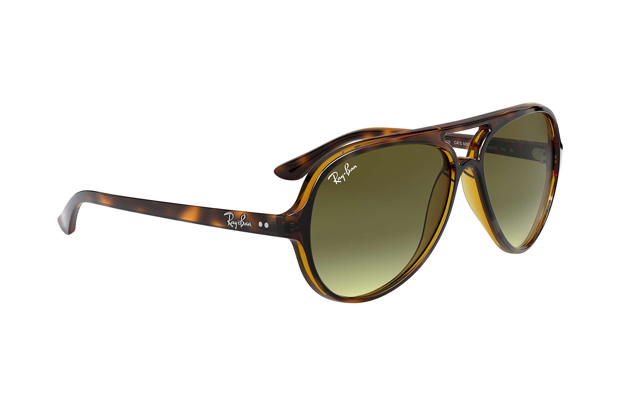 fc676c3d2f ... frame pink brown gradient official store ray ban 0rb4125 cats 5000  classic tortoise sun db91f 63dec ...