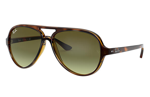 Ray-Ban 0RB4125-CATS 5000 CLASSIC Carey SUN