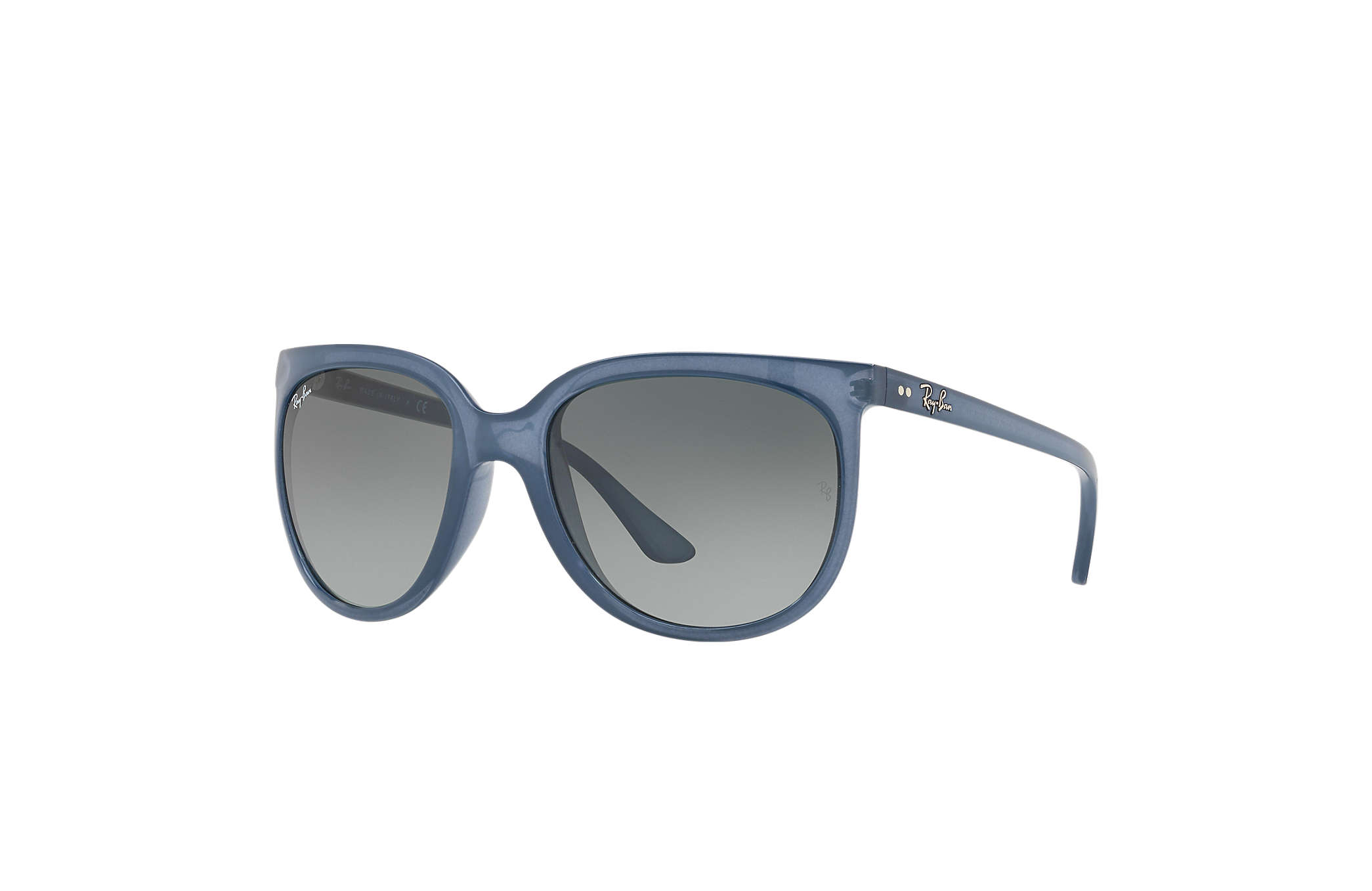 Ray-Ban Cats 1000 Blue, RB4126 | Ray-Ban® USA