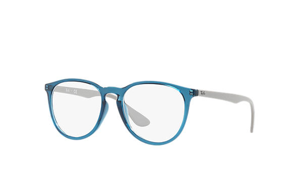 레이밴 Eyeglasses ERIKA OPTICS 블루