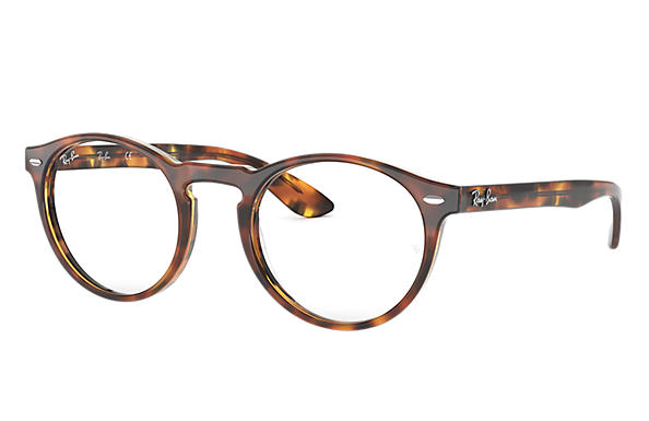 Ray-Ban 0RX5283F-RB5283F Tortoise OPTICAL