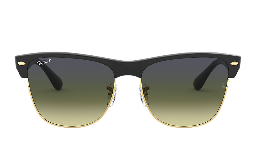 Ray-Ban  gafas de sol RB4175 UNISEX 002 clubmaster oversized negro 8053672789379