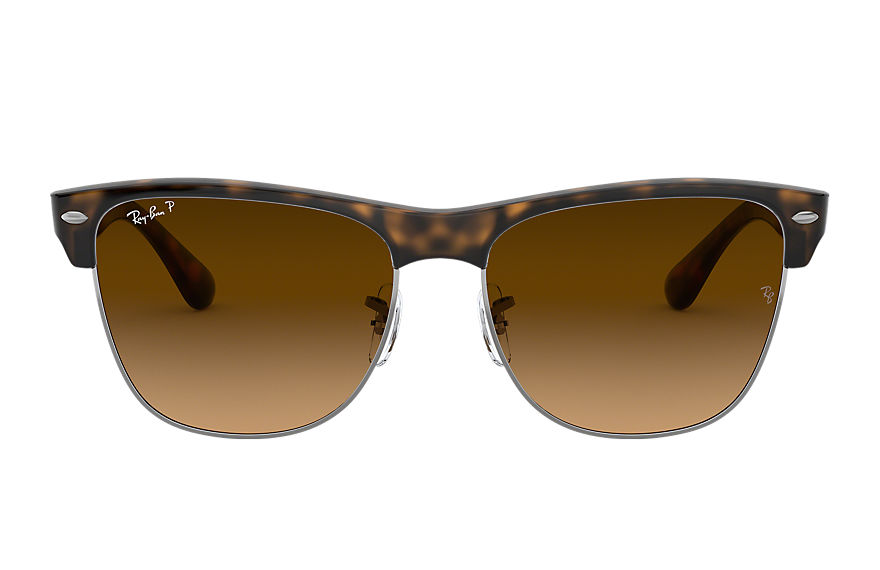 Ray-Ban  gafas de sol RB4175 UNISEX 001 clubmaster oversized carey 8053672789393