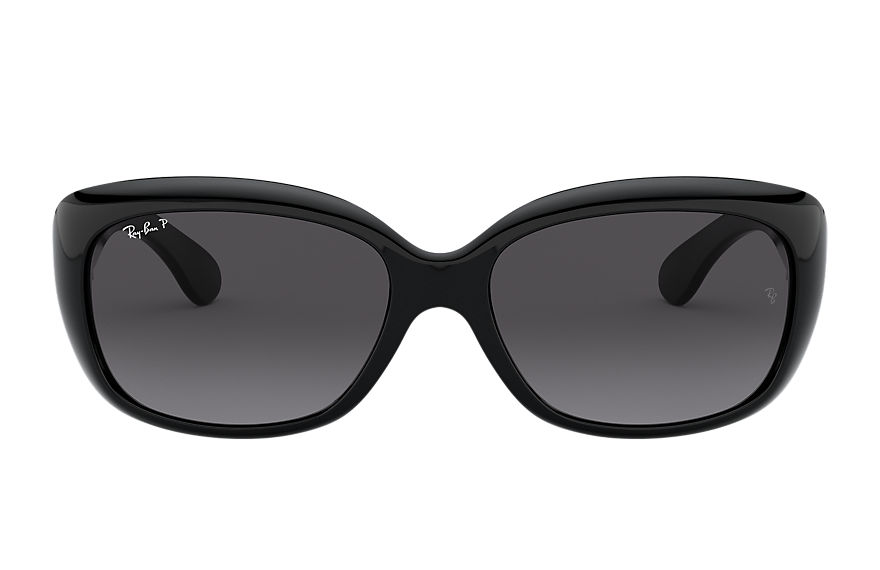 Ray-Ban  sunglasses RB4101 FEMALE 001 jackie ohh black 8053672789782