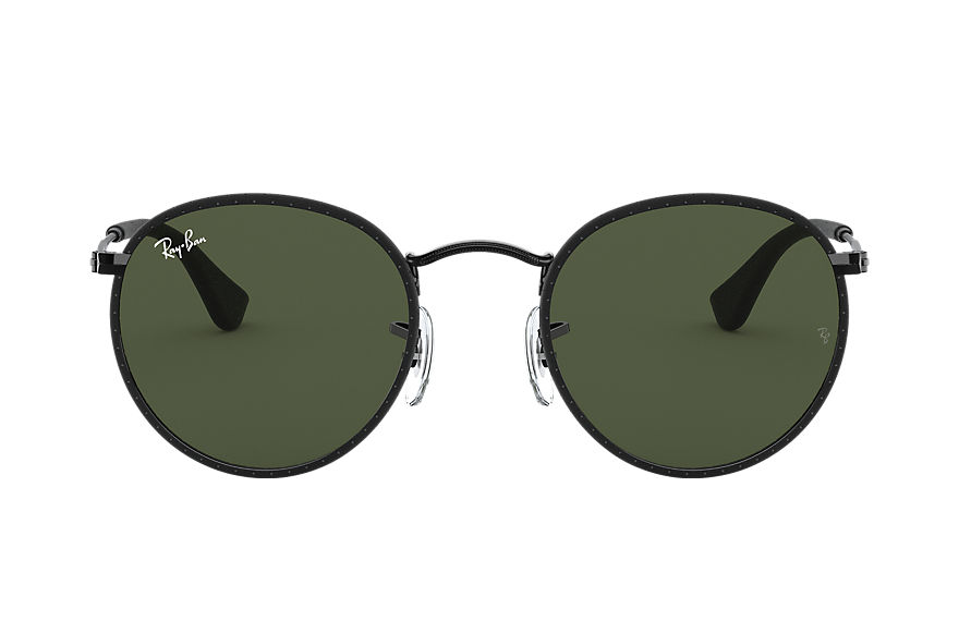 Ray-Ban  sunglasses RB3475Q UNISEX 001 round craft black 8053672790122